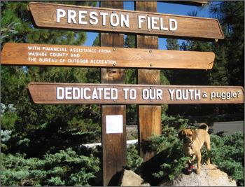 Preston field